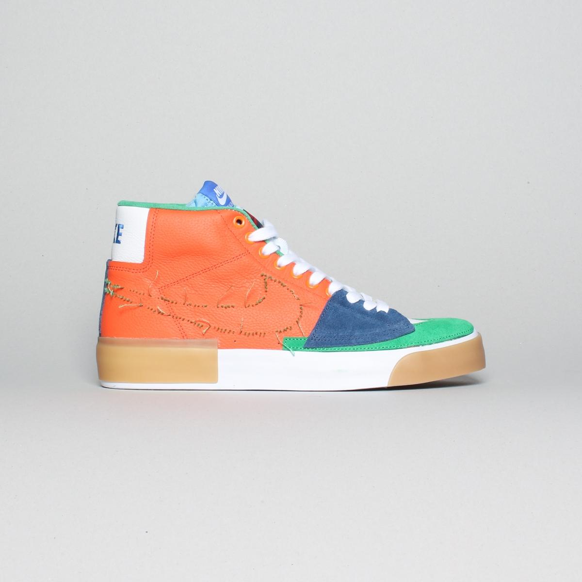 Busenitz Vulc – Gum / Orange