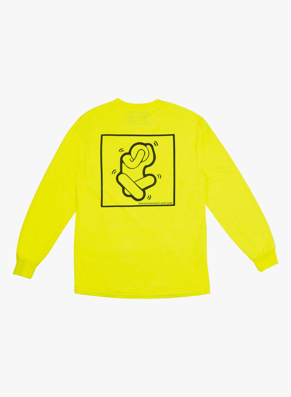 Sour - Footy Angst L/S –...