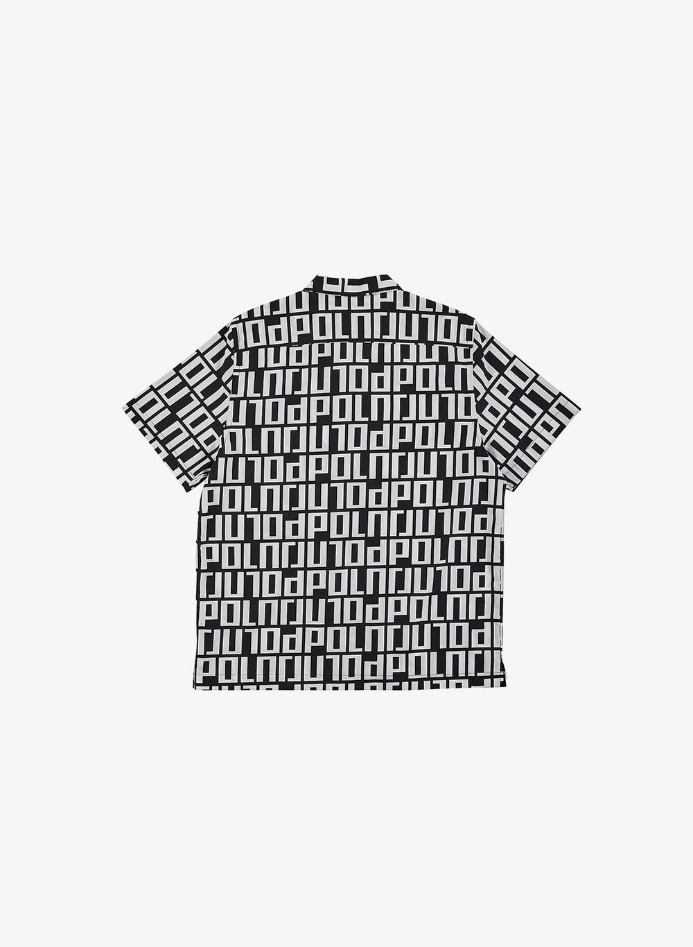 Polar - Square Logo Shirt -...