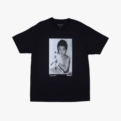 GX1000 - Stray Cat Tee - Black
