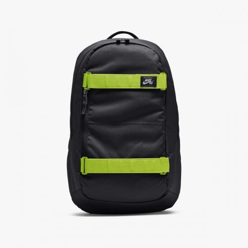 Nike – Courthouse – Black / Neon