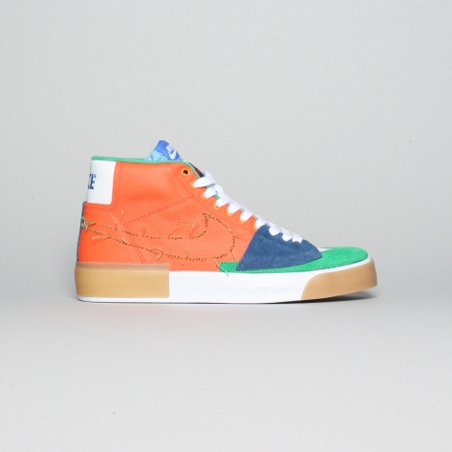 Nike – Blazer Mid Edge – Multi Color – 800