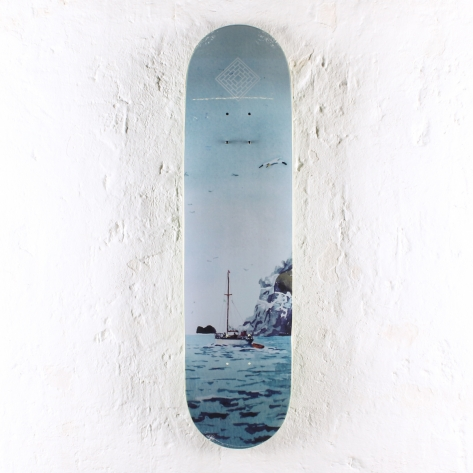 The National Skate Co - Sailing Boat