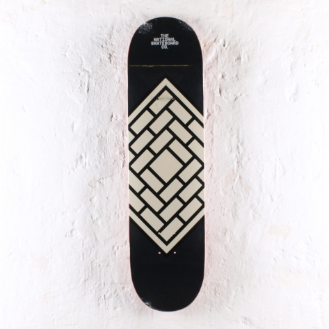 The National Skate Co - Classic  Black
