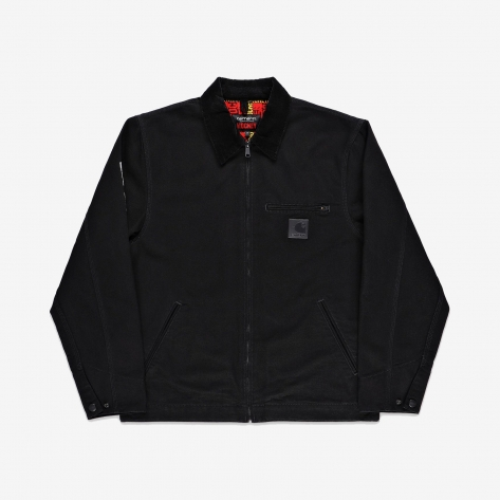 Hockey X Carhartt Wip - Detroit Jacket - Black