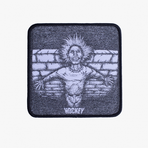 Hockey - Crippling Woven Patch - Woven