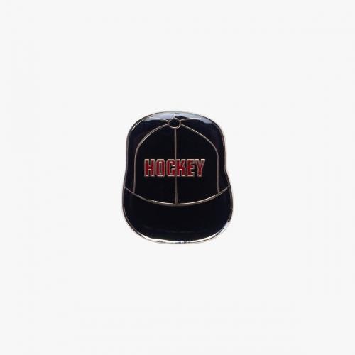 Hockey - Hockey Cap Pin - Enamel
