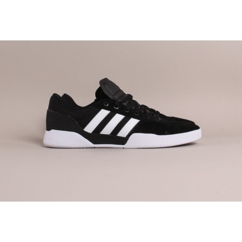 Adidas - City Cup – Black / White / White