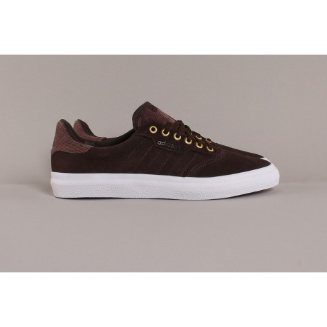 Adidas - 3MC – Brown / White