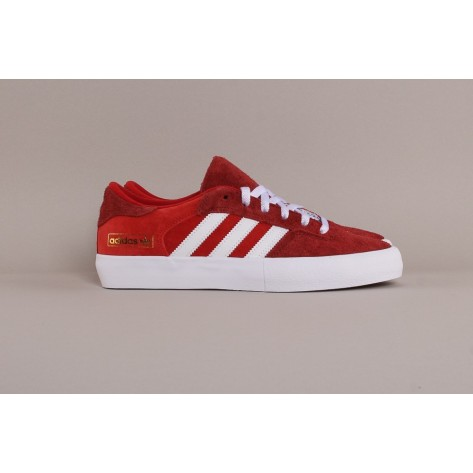 Adidas - MatchBreak Super – Red / White