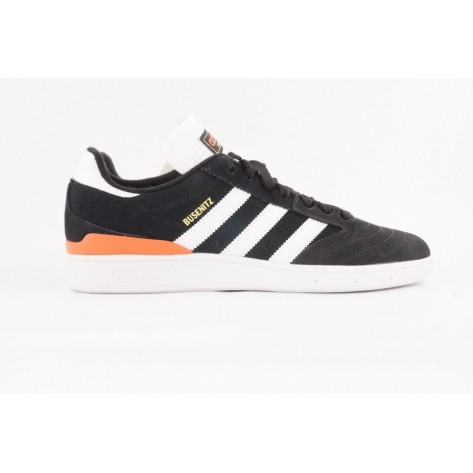 Adidas - Busenitz – B/W/Orange