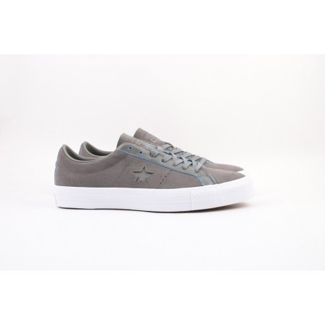 Converse CONS - One Star Pro Suede - Charcoal