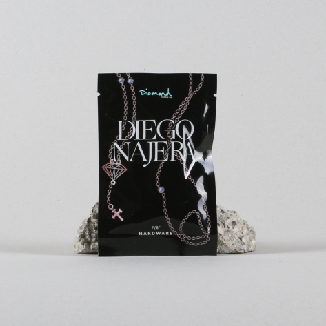 Diamond – Visserie – Diego Najera – Black