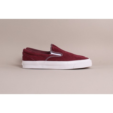 Converse CONS - One Star CC Slip –Burgundy / White