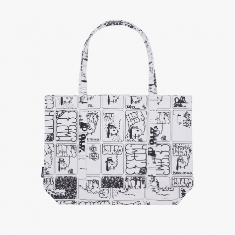 Fucking Awesome - Tote Bag - Wanto / Dill Art