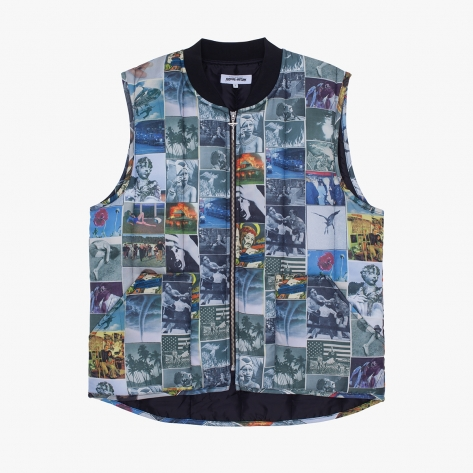 Fucking Awesome - Frogman Vest - All Over Print