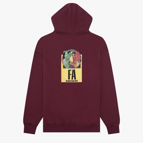 Fucking Awesome - Novel Of Your Future Hoodie -...