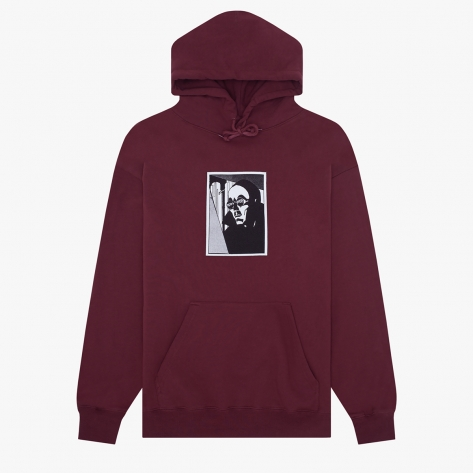 Fucking Awesome - Doctor X Hoodie - Maroon