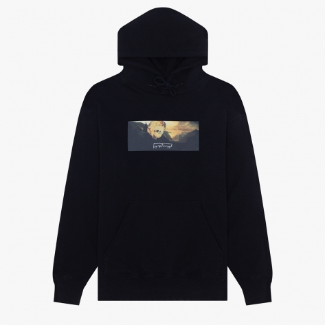 Fucking Awesome - Explosion  Hoodie - Black