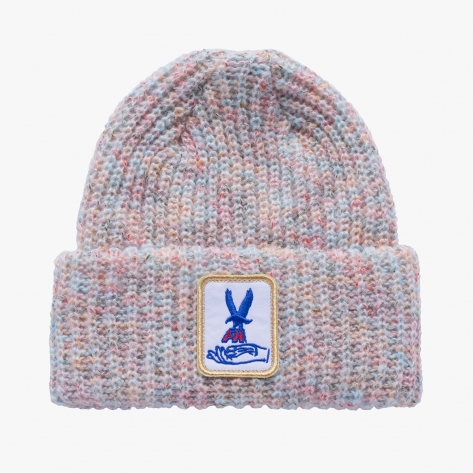 Fucking Awesome - Hawk Speckle Beanie - White...