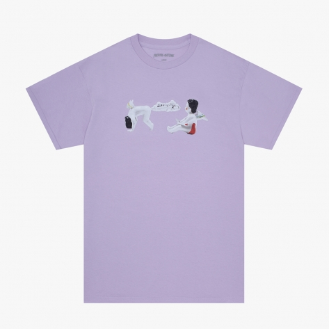 Fucking Awesome - Cherub Fart Tee - Orchid