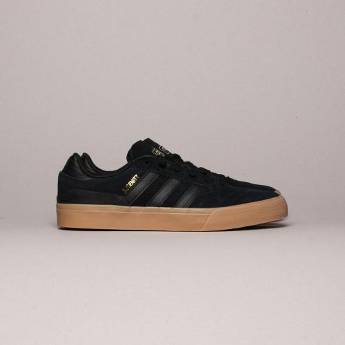 Adidas – Busenitz Vulc II – Black / Gum