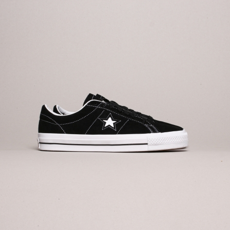 Converse CONS – One star Pro OX – Black / White