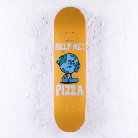 Pizza – Climate