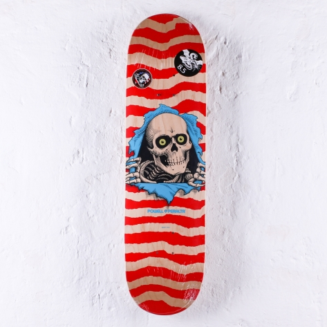 Powell Peralta – PS Ripper Natural – Red