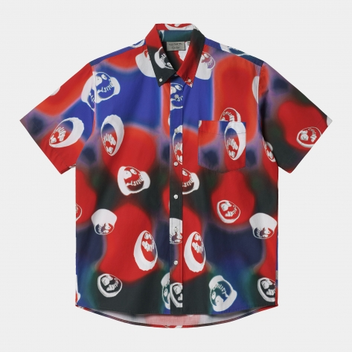 Carhartt – X Civilist Shirt – Smile Allover