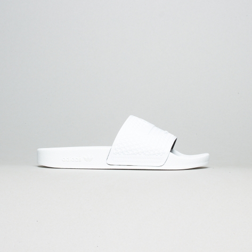 Adidas – Shmoofoil Slide – White
