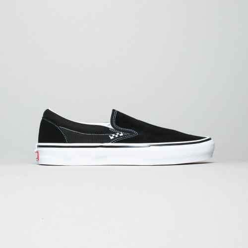 Vans – Slip On Pro - Black / White