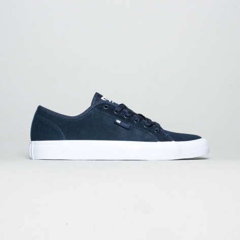 DC Shoes – Manual S – Navy / White