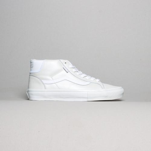 Vans – Mid Skool – Pearl / White