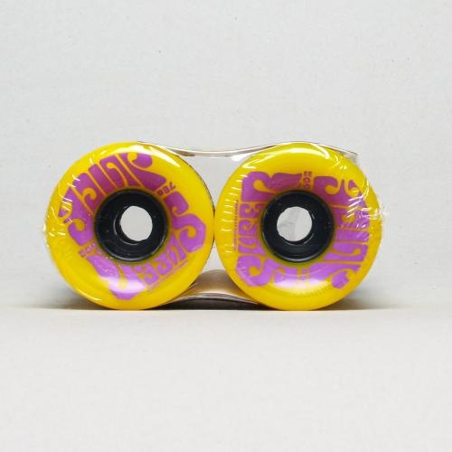 Oj Wheels – Super Juice 60mm – Yellow
