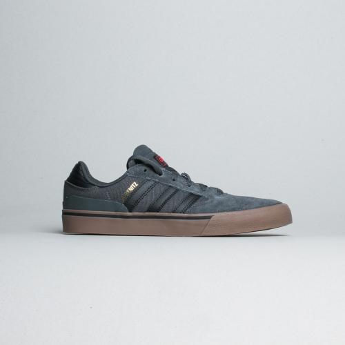 Adidas – Busenitz Vulc II – Dark Grey / Black /...