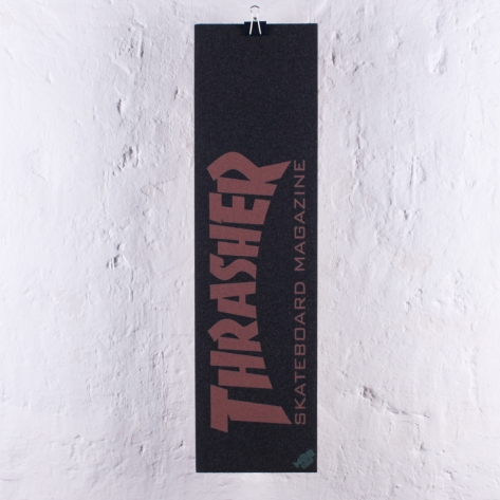 Thrasher x Mob Grip – Mag Orange