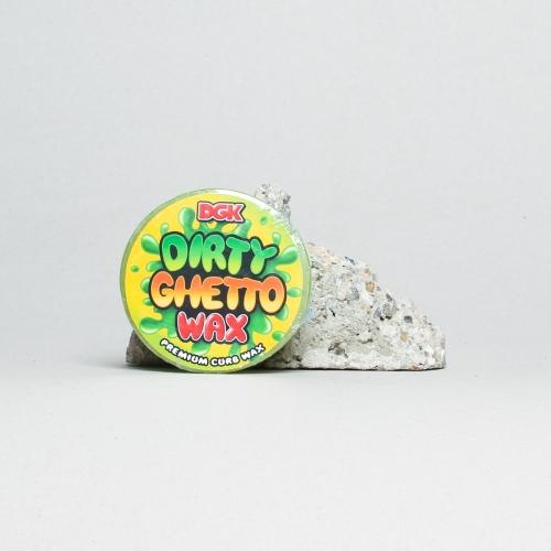 DGK – Ghetto Wax – Green