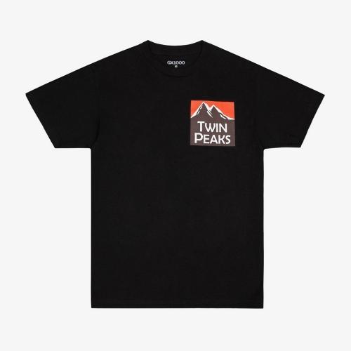 GX1000 - Twin Peaks Tee - Black