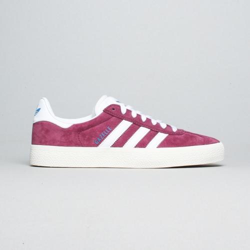 Adidas – Gazelle ADV – Red Wine / White