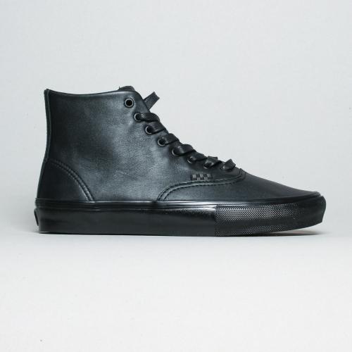 Vans – Authentic High – Black Pearl