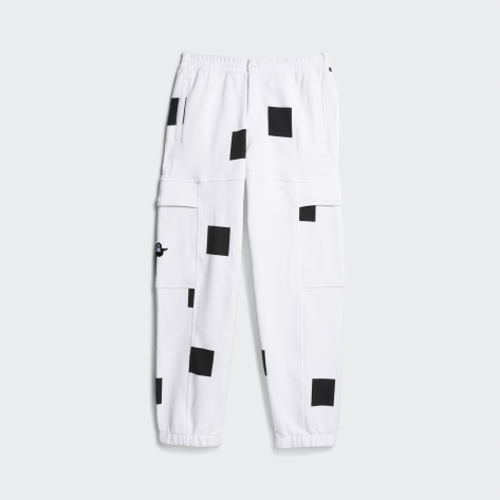 Adidas –  Shmoo Box  Gonz Pant – White
