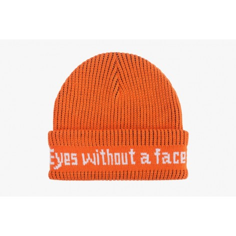 Hockey - Eyes Without A Face Beanie - Rust Orange