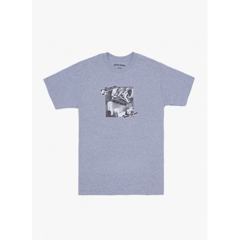 Fucking Awesome – ooh Baby Tee - Sport Grey