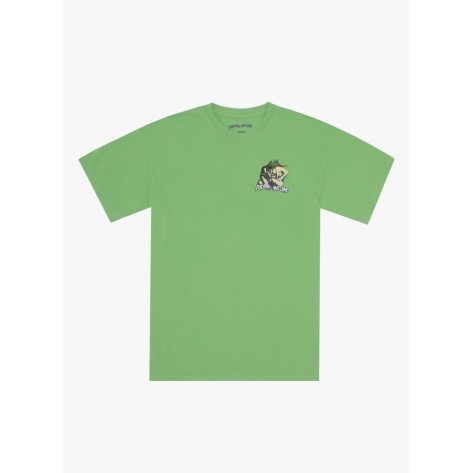 Fucking Awesome - Frogman Tee - Pigment Dyed Aloe