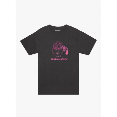 Fucking Awesome - Brains Clogged Tee - Pigment...
