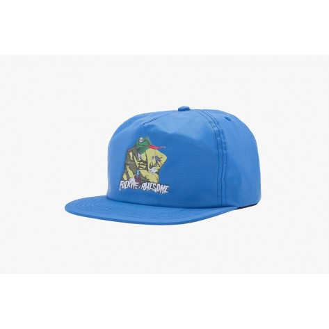 Fucking Awesome - Frogman 6-Panel Cap - Royal