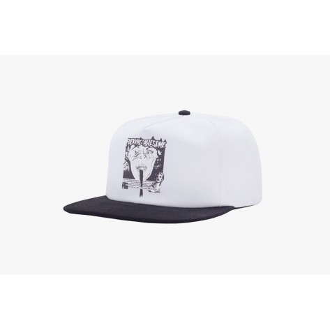 Fucking Awesome - Face Reality 5-Panel Cap -...