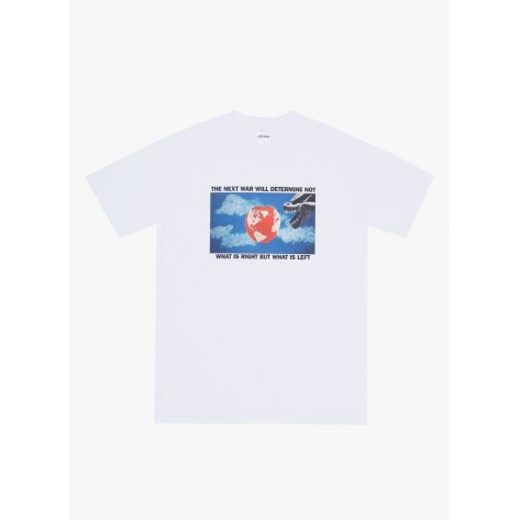 Fucking Awesome - What Is Left Tee – White