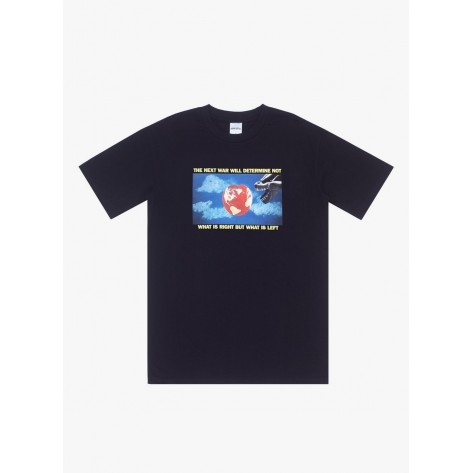 Fucking Awesome - What Is Left Tee – Black